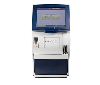 ABL90 FLEX PLUS analyseur